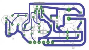 PCB TDA2030